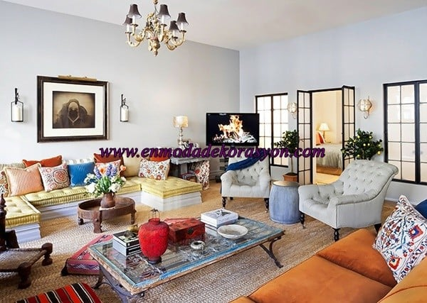 Eclectic-Style-Design-Home
