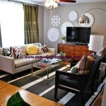 Eclectic-living-room-in-grey