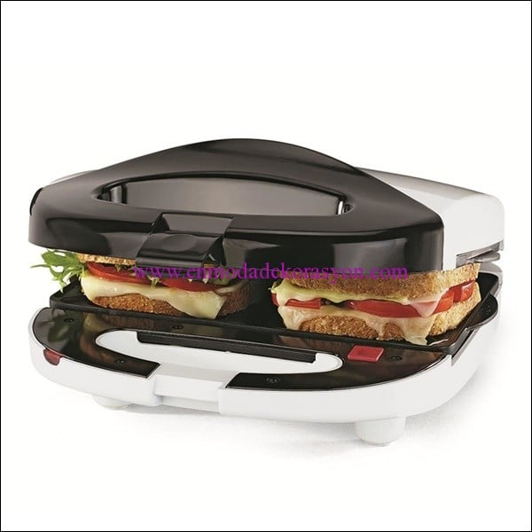 Essenso Combo Snack Maker Tost makinesi-119 TL